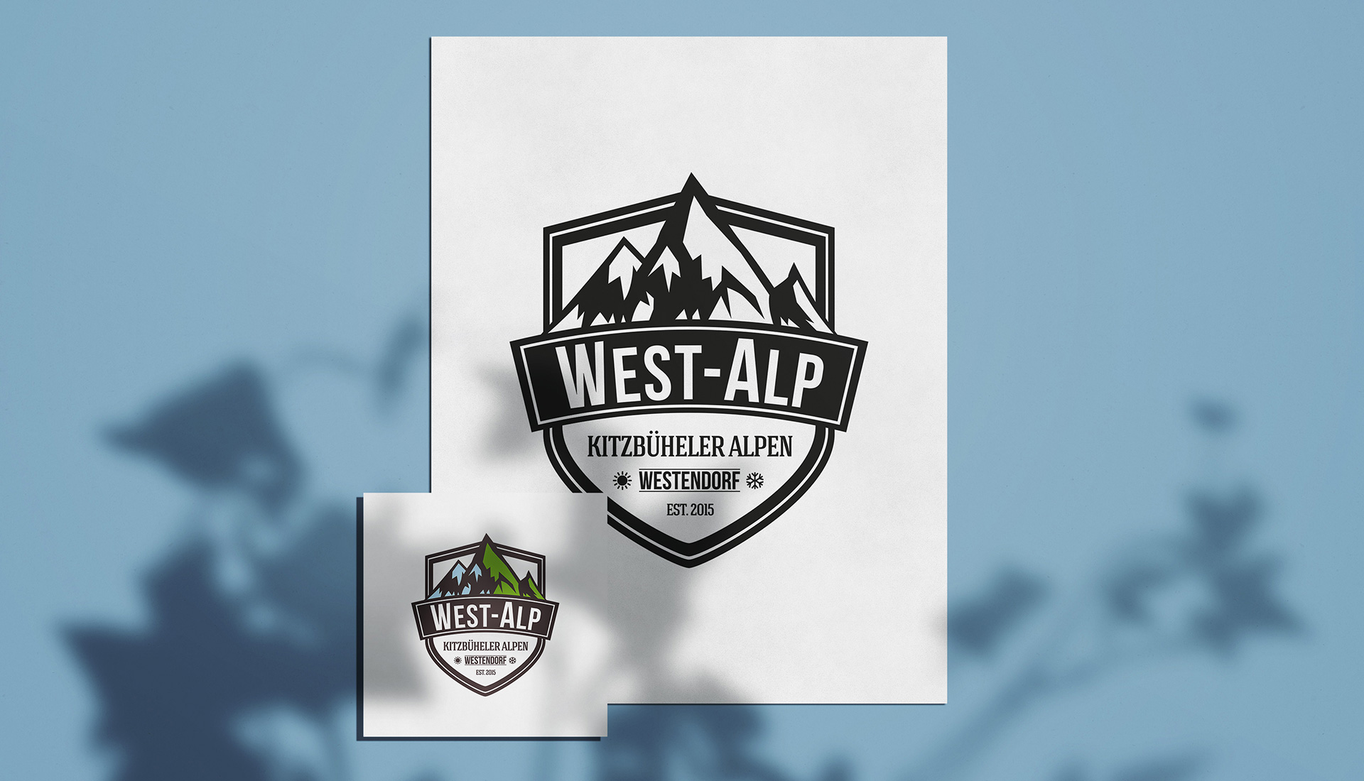 West Alp Logo