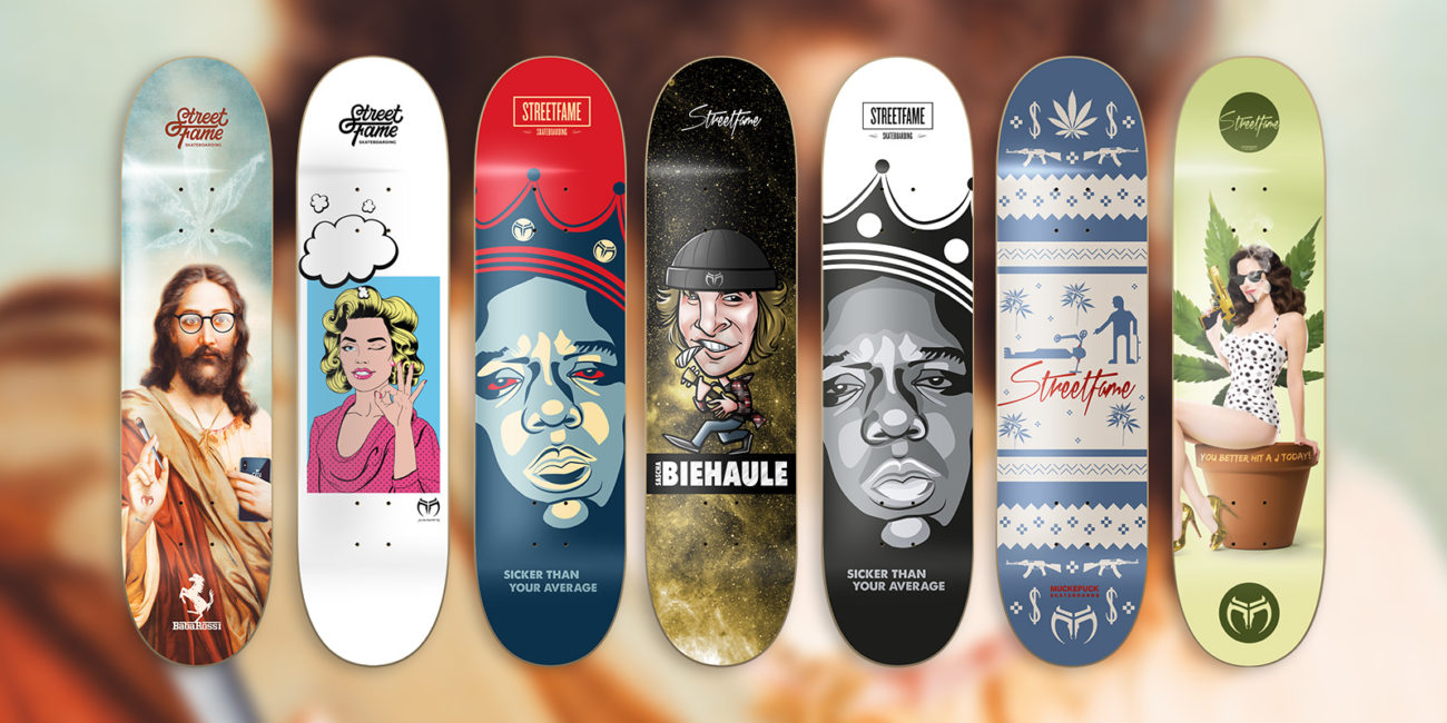 Streetfame Skateboards